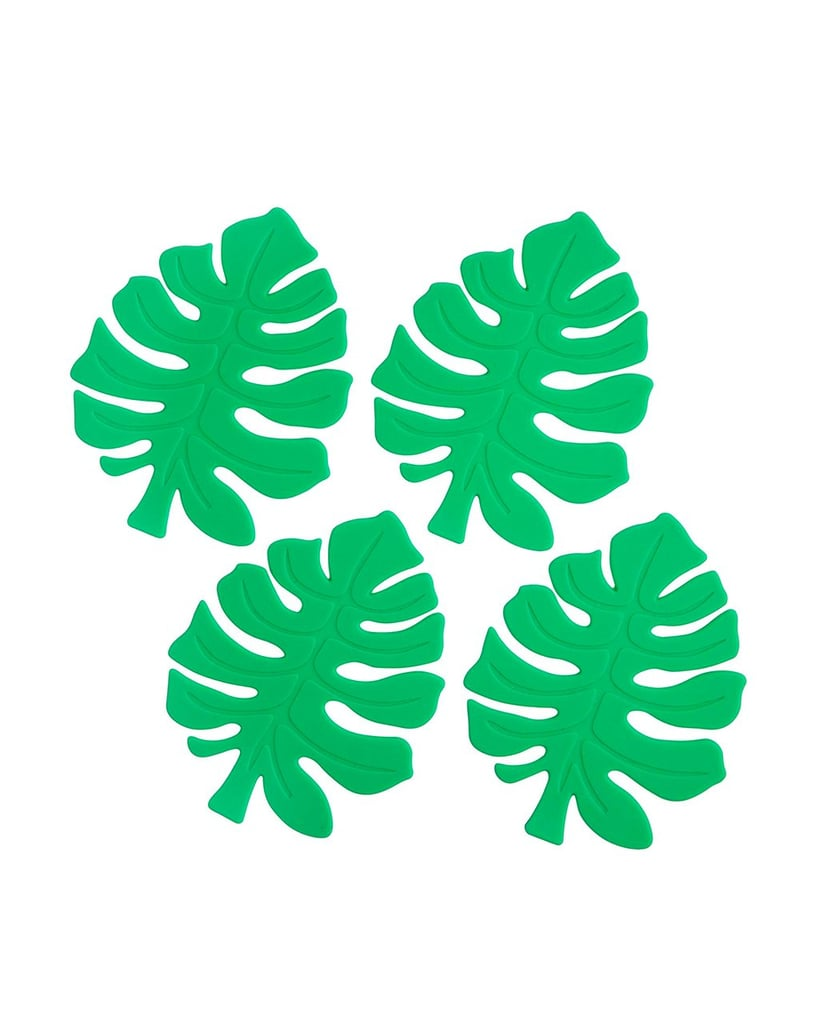Silicone Monstera Leaf Coasters Best Gifts For Plant Lovers