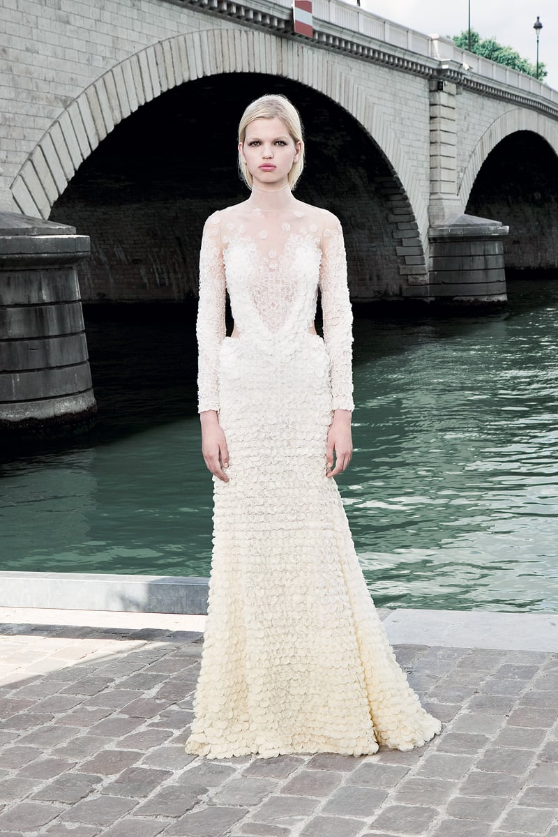 Fall 2011 Givenchy Couture | POPSUGAR Fashion