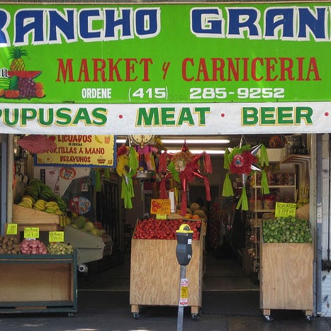 Do You Shop at Ethnic Markets?