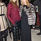 Dasha Zhukova and Rachel Zoe struck a pose together at the launch of Garage Pop Up.
