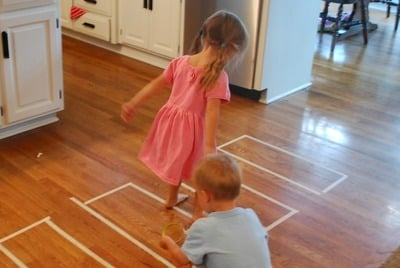 10 Fun Ways to Get Their Wiggles Out — Indoors
