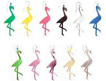 Glitterati: Flamingo