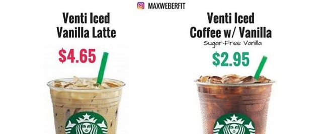 What to Order at Starbucks to Save 250 Calories