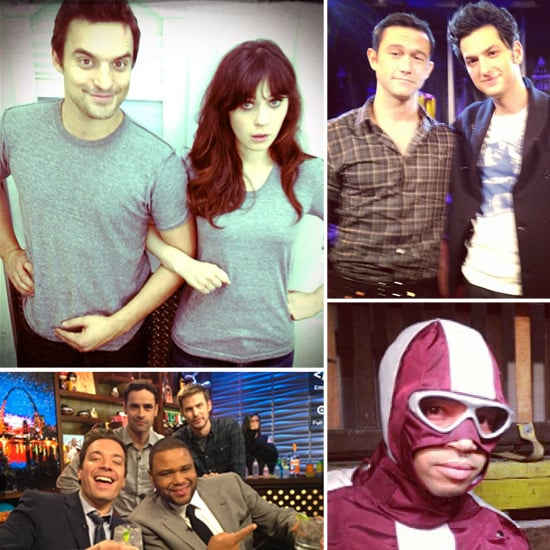 Celebrity Twitter Pictures Roundup | Sept. 28, 2012