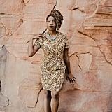 Pocahontas the African PRINTcess