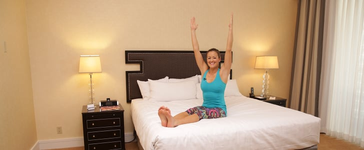 Abs Exercises You Can Do In Your Hotel Room Popsugar Fitness