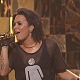 Then Made a Statement For the LGBTQ Community During Her Performance