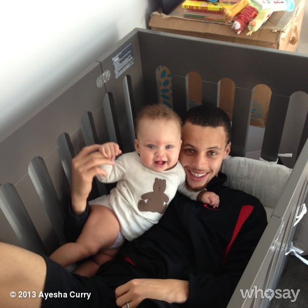 pictures of stephen curry u0026 39 s family and daughters