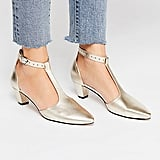 Sadler Kitten Heel