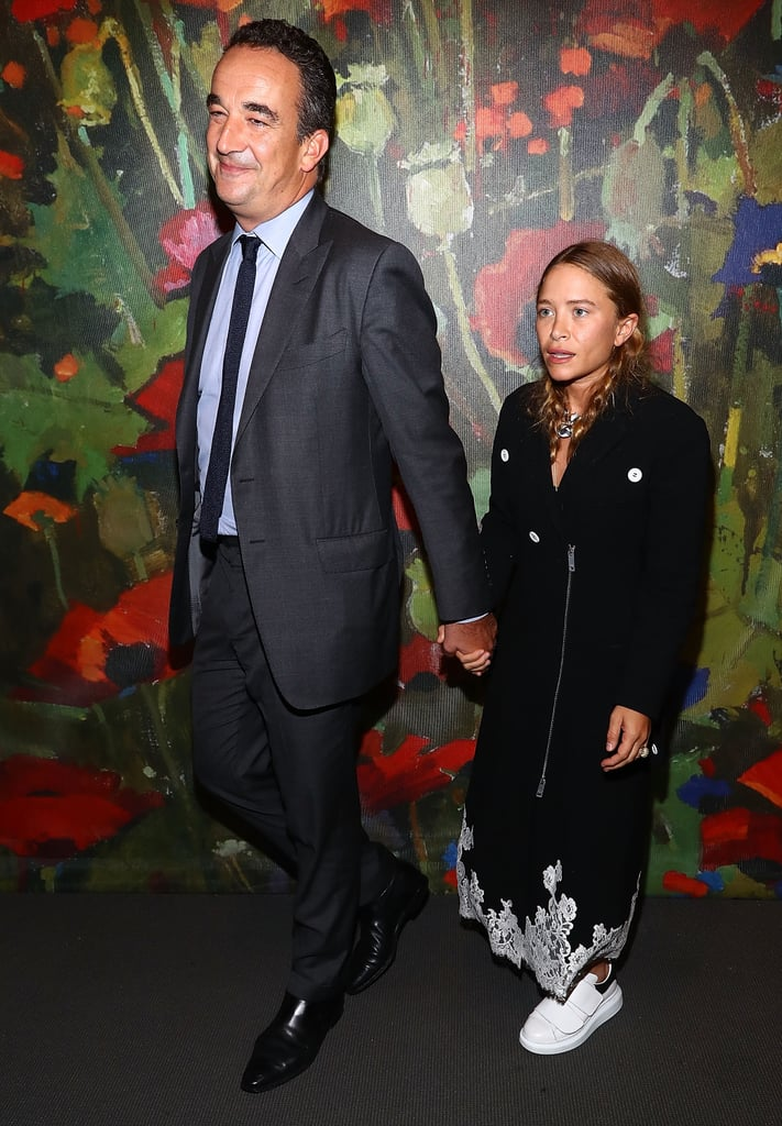 Mary Kate Olsen And Olivier Sarkozy Best Celebrity Pda Pictures