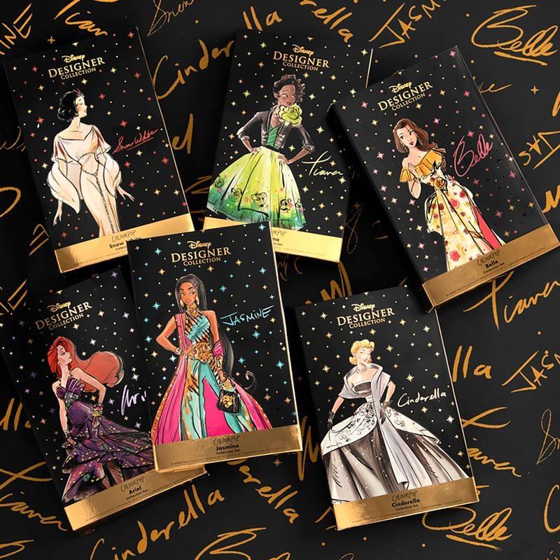 ColourPop Princess Lip Collection Set