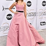 Britt Baron at SAG Awards
