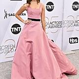 Britt Baron at SAG Awards