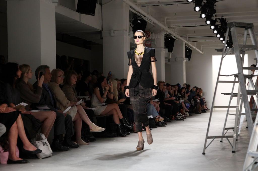 New York Fashion Week: Vena Cava Spring 2010
