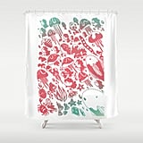 Ponyo Shower Curtain ($68)