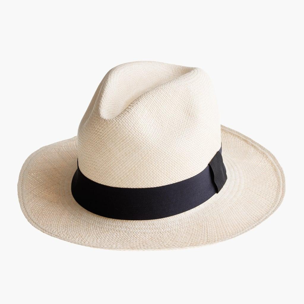 A Shady Panama Hat
