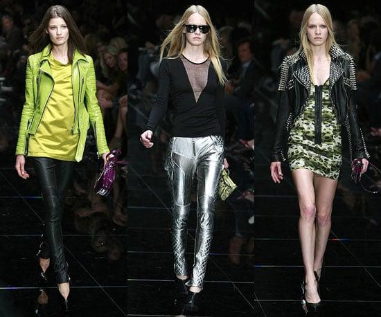 Spring 2011 London Fashion Week: Burberry Prorsum 2010-09-21 11:33:39