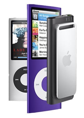 Apple to Announce New iPod Nanos at the WWDC in San Francisco