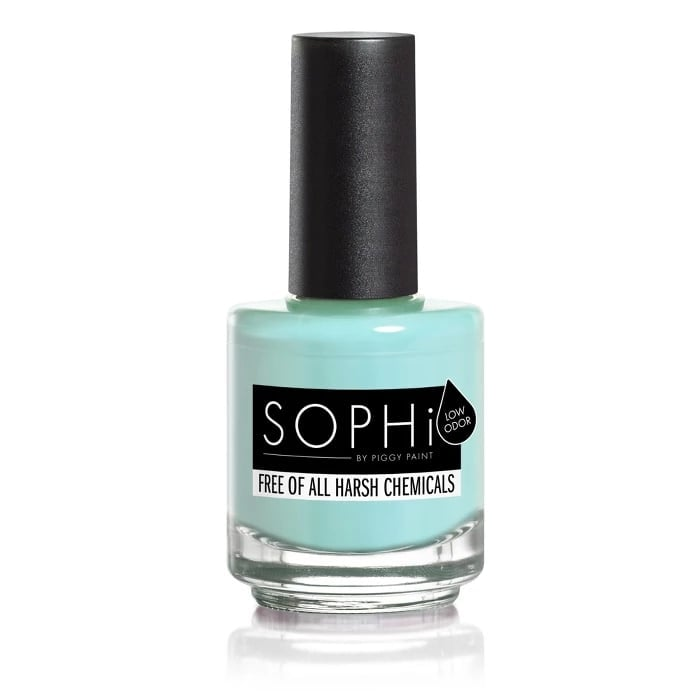 Sophi by Piggy Paint Non-Toxic Nail Polish in Pale Blue