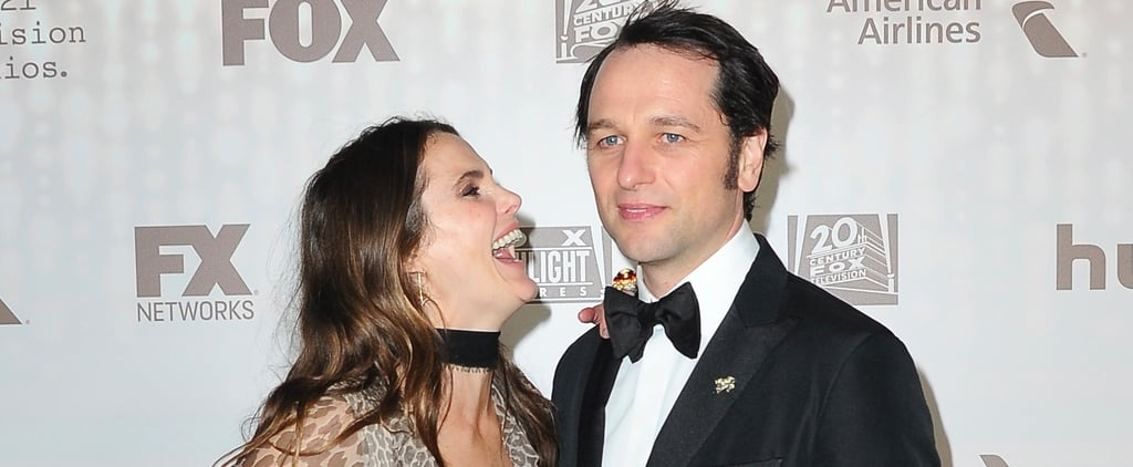 Keri Russell and Matthew Rhys Continue the Fun at a Golden Globes Afterparty