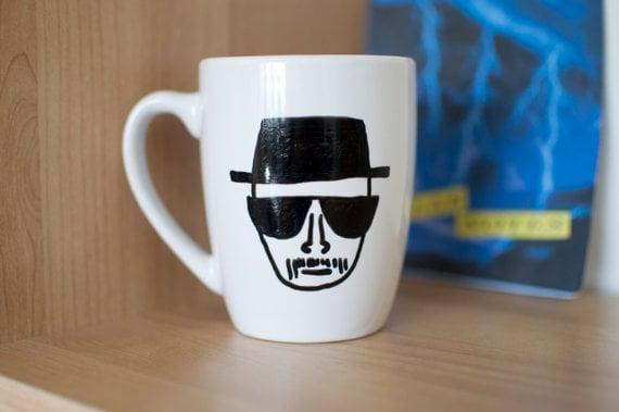 Heisenberg Mug ($14)