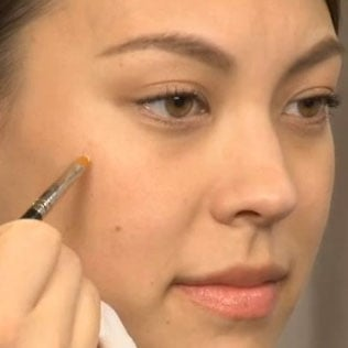 How to Cover a Pimple