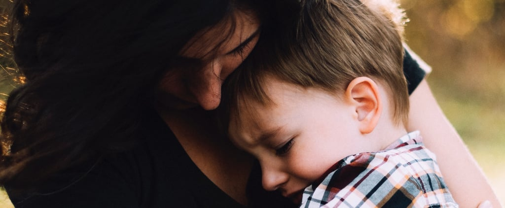 Mom Reassures Her Toddler During Tantrum Instead of Yelling