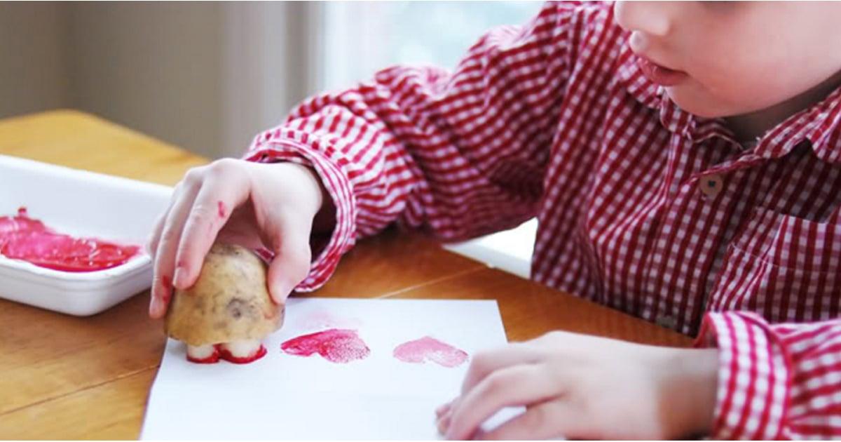 22 Valentine's Day Crafts Your Kiddo Can Make