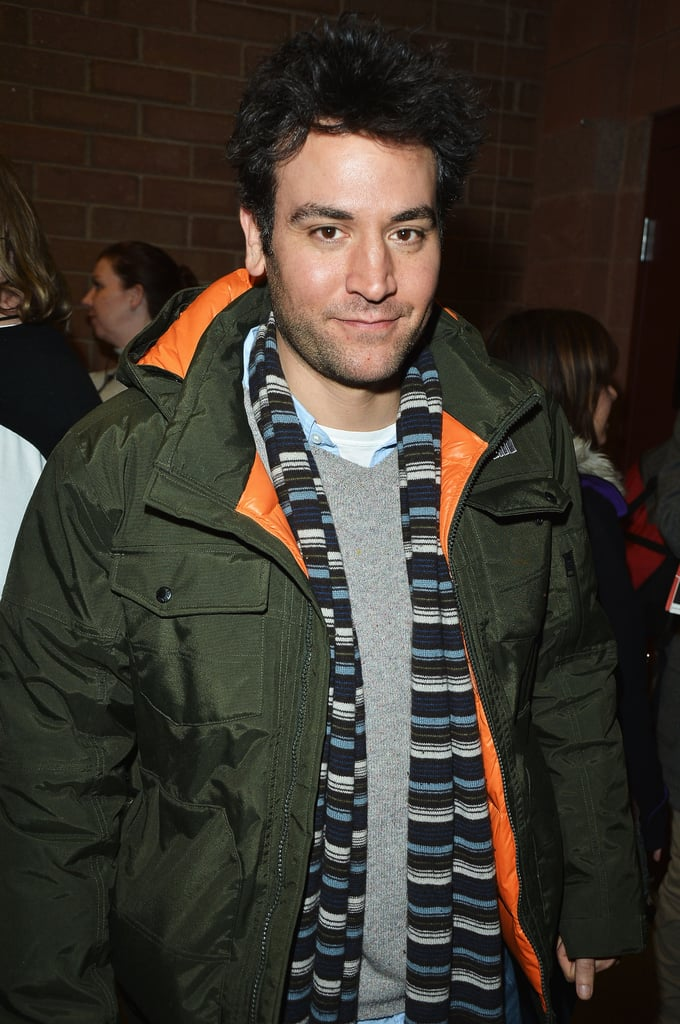Josh Radnor was spotted at the Before Midnight premiere at the Sundance Film Festival on Sunday.