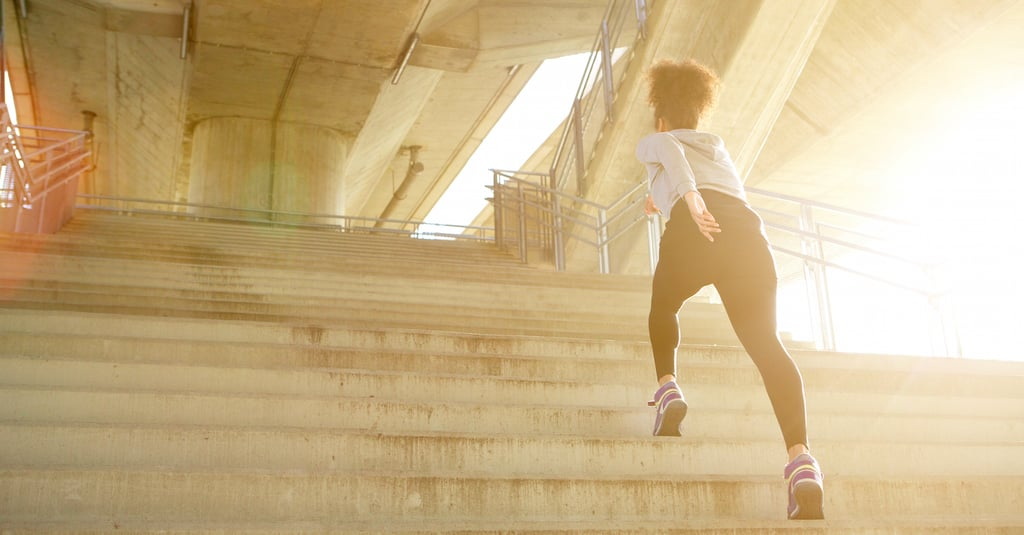 How to Get a Great Stair Workout