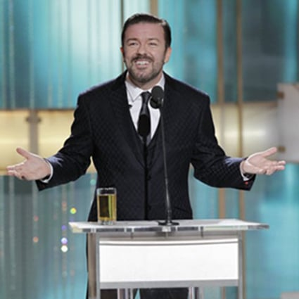 Ricky Gervais Rumored to Host 2012 Golden Globes