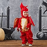 Baby Red Dragon Costume