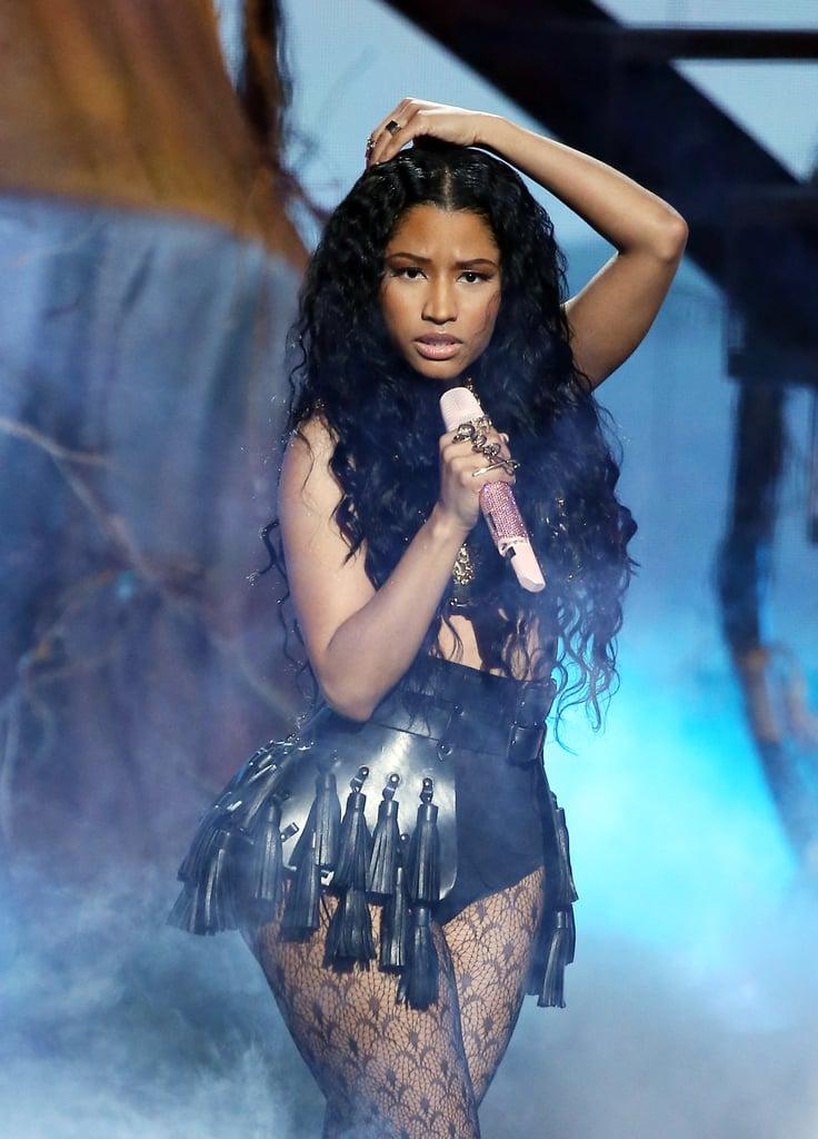 Nicki Minaj Sexy Pictures  Popsugar Celebrity Australia Photo 13-1107
