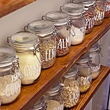 Labelled Jars