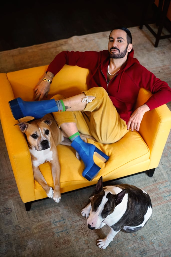 Marc Jacobs's Postcard From Home For Vogue