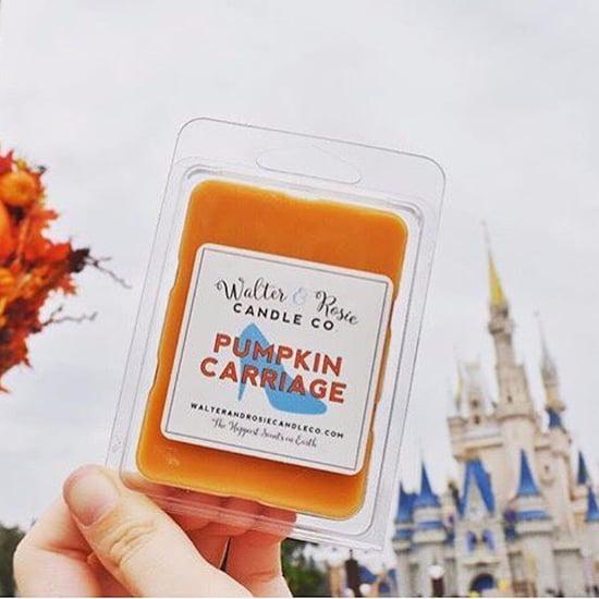 Disney Halloween Candles