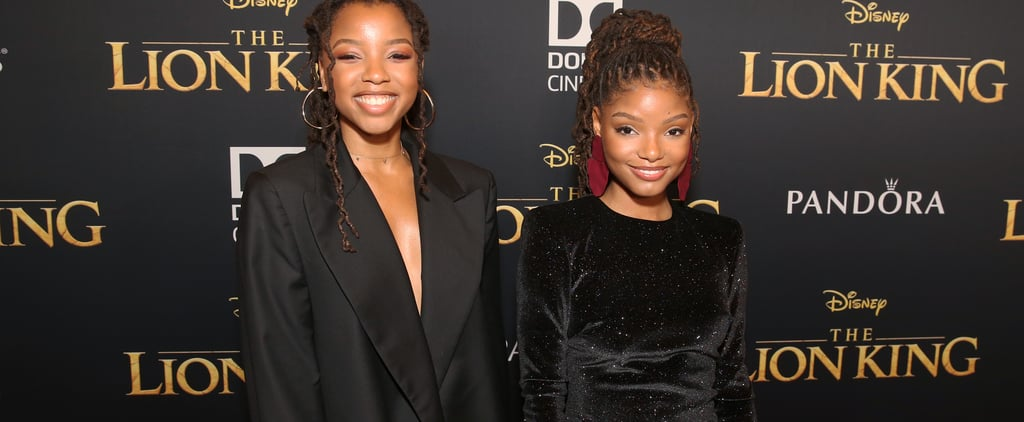 Are Chloe and Halle Related?