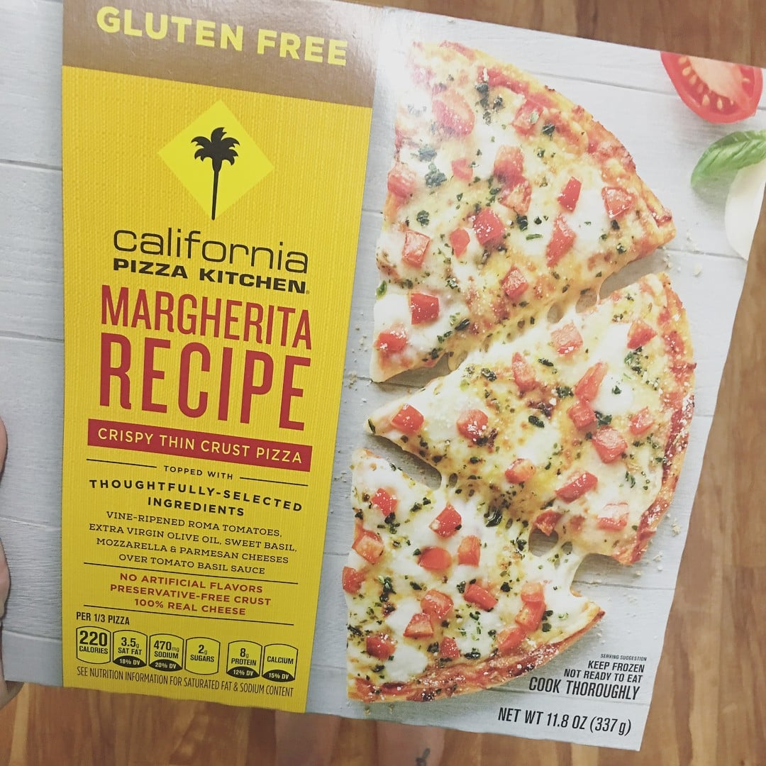 California Pizza Kitchen Gluten Free Pizza Popsugar Fitness