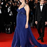In Cannes, Reese Witherspoon looked like the movie star she is in a flowing gown and silver stacked heels.