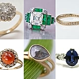 We kicked off wedding season with these amazing engagement rings you have to see.