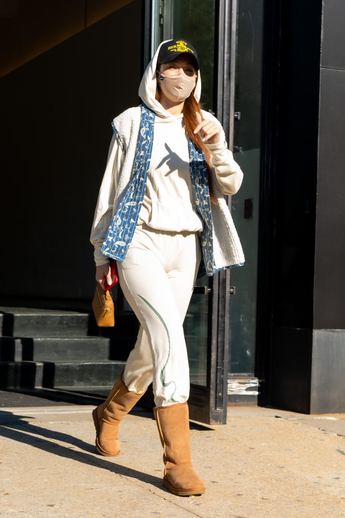 Gigi Hadid Is Bringing Back UGG's Classic Tall Boots