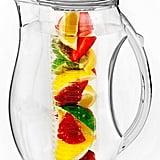 Vremi 2.5-Liter Fruit Infuser Pitcher