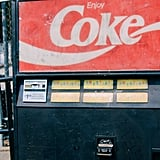 Mystery Coke Machine