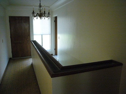 Room Therapy:  I Need Help With This Stair Railing!