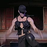 Channing Tatum busts out his dance moves.