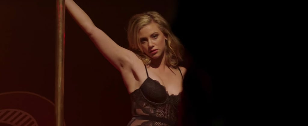 Let's Talk About Betty's Supremely Uncomfortable Strip Tease on Riverdale For a Sec