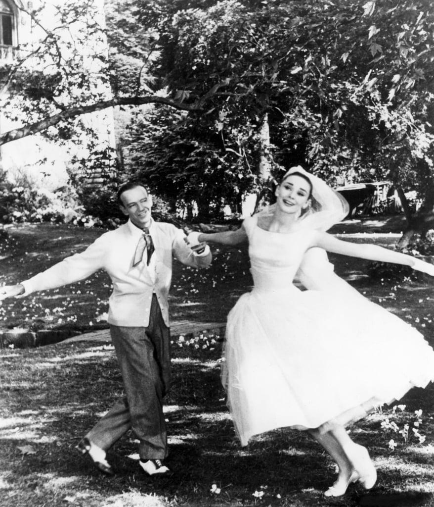 Audrey Hepburn Funny Face Wedding Dress 18 Lovely