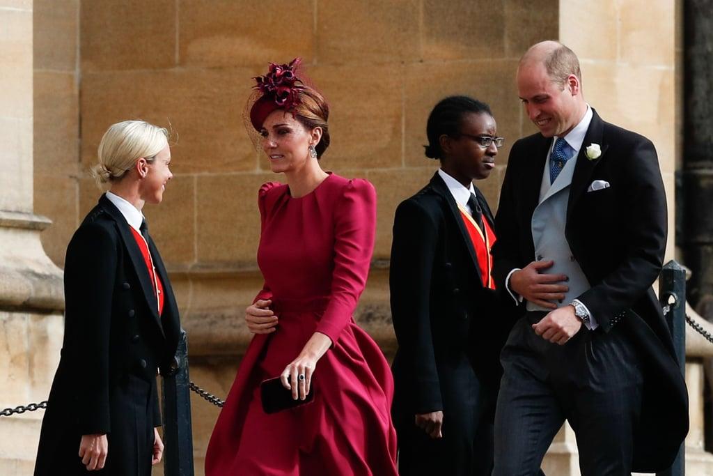 Prince William in 2018