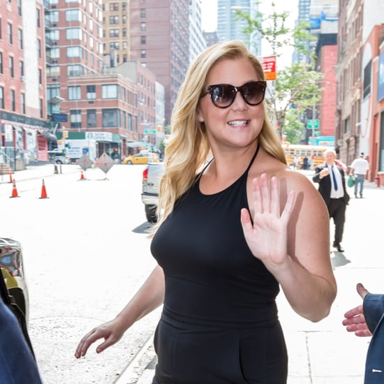 Amy Schumer Embraces Body Positivity