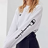 Champion & UO Powerblend Crew-Neck Sweatshirt ($55)